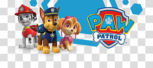 Patrouille de patte, fête d'anniversaire de chien chiot patte, patrouille de patte png