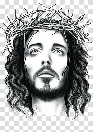 Jésus-Christ peignant T-shirt À Capuche Spreadshirt, Jésus Christ png