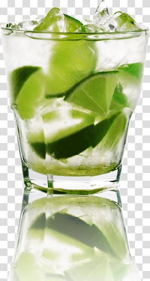 illustration de boisson au citron vert, Caipirinha Cocktail Cachaxe7a Margarita Caipiroska, limonade glacée png