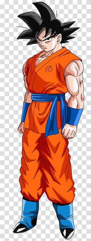 Dragon Ball Super Goku, Goku Vegeta Majin Buu Piccolo Frieza, Dragon Ball Super png