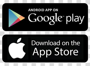 Logos Google Play et App Store, Android App Store, bouton Jouer maintenant png