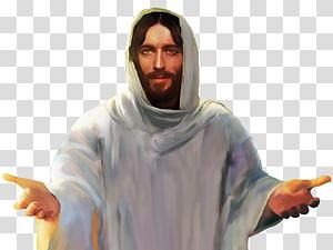 Illustration de Jésus-Christ, représentation de Jésus Résurrection de Jésus, Jésus-Christ png