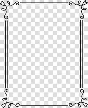 Bordures et cadres Cadres, cadre en papier png