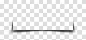 Motif noir et blanc, cadre d'effets créatifs, bordure de projection stéréoscopique en papier png