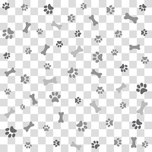 os et patte, Dog Paw Cat, empreintes de pattes png