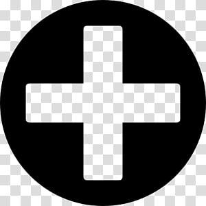 Symbole d'icônes d'ordinateur de la Croix-Rouge américaine, ajouter du matériel de bouton png