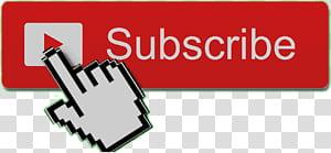 Souris d'ordinateur Touche Chroma Bouton de la souris YouTube, souscrire, logo YouTube Subcribes png