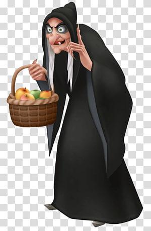 Personnage Disney Blanche Neige Sorcière, Evil Queen Blanche Neige Belle Sept Nains, Fond Sorcière png