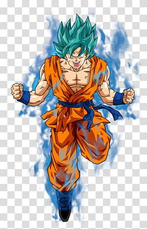 Illustration de San Goku, T-shirt Goku Vegeta Dragon Ball, goku png