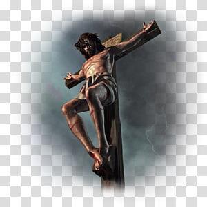 Bible Resurrection of Jesus Christian cross Christianity Preacher, Crucifixion png