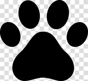 patte de chien de chat, patrouille de patte png