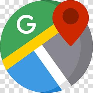 Logo de l'application Google Map, Responsive web design Médias sociaux Google Maps Computer Icons, icône de la carte png