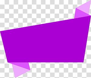 couleur pourpre, bannière Web Scalable Graphics, bannière pourpre png