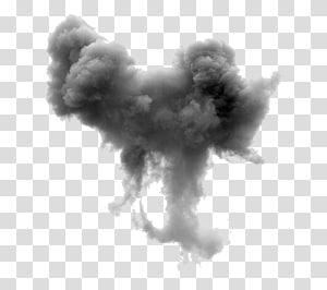 Matoula's Echo Sketches of Skiathos, Black explose la fumée, fumée blanche png