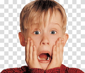 Illustration du personnage de Home Alone, Macaulay Culkin Série de films de Home Alone, Kevin McCallister Acteur, peur png