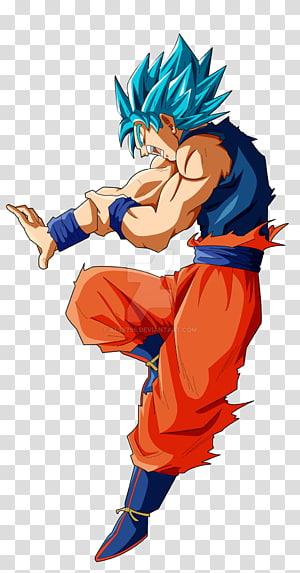 Illustration de Son Goku, Goku Vegeta Beerus Gohan Super Saiya, boule de dragon png