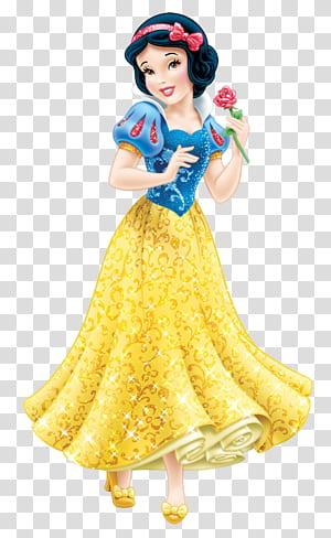 Blanche-Neige et les Sept Nains Miroir Magique De La Reine Maline, Princesse Blanche-Neige Princesse, Blanche-Neige png