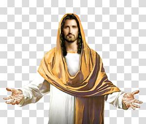 Représentation de Jésus Résurrection de Jésus, Jésus Christ, Jésus Christ ouvrant grand bras png