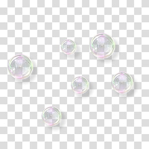 Savon Mousse à bulles, Libre de tirer les bulles de savon, bulles aux couleurs irisées png