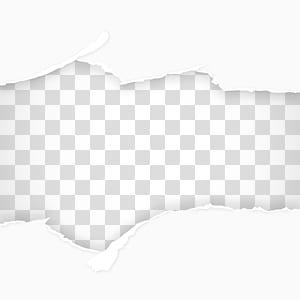 Fichier informatique en papier, matériel de base en papier déchiré png